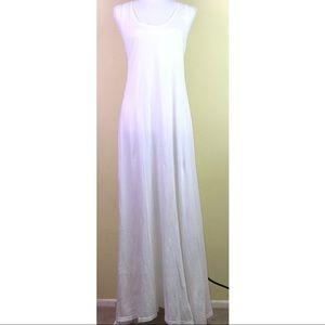 TYSA Racerback Cotton Maxi Dress
